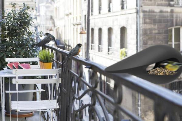 Curva balcon