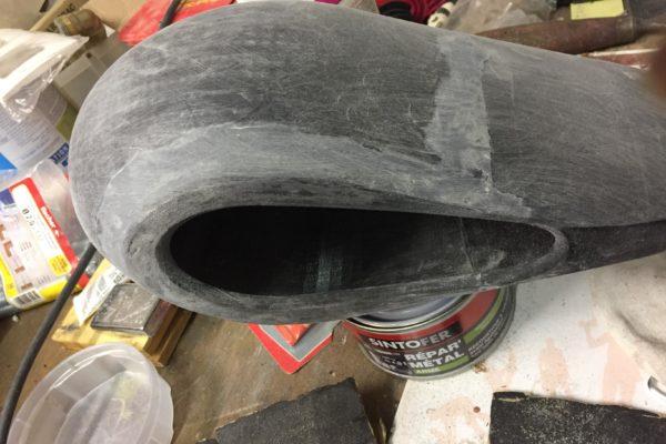 Fabrication Curva 1