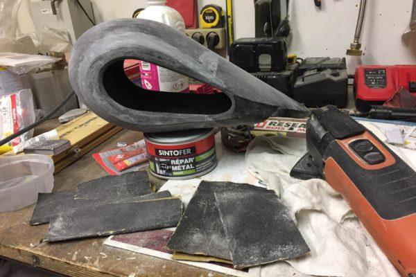 Fabrication Curva 2