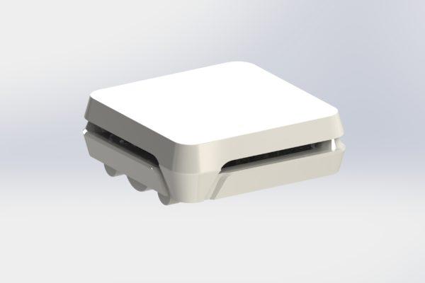 Modélisation 3D maquette impression 3D